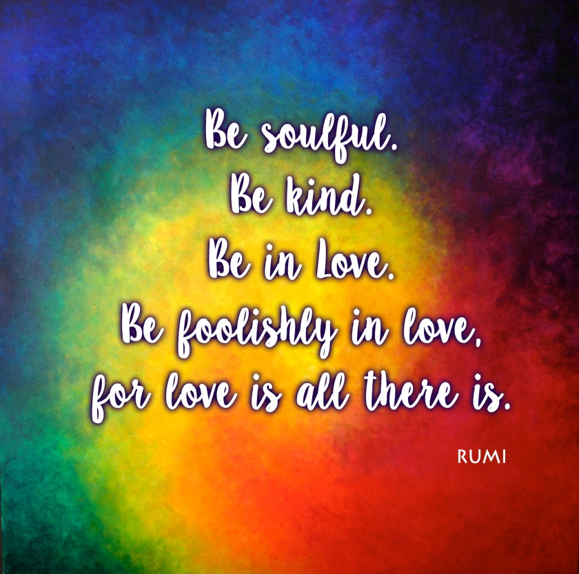 be soulful love