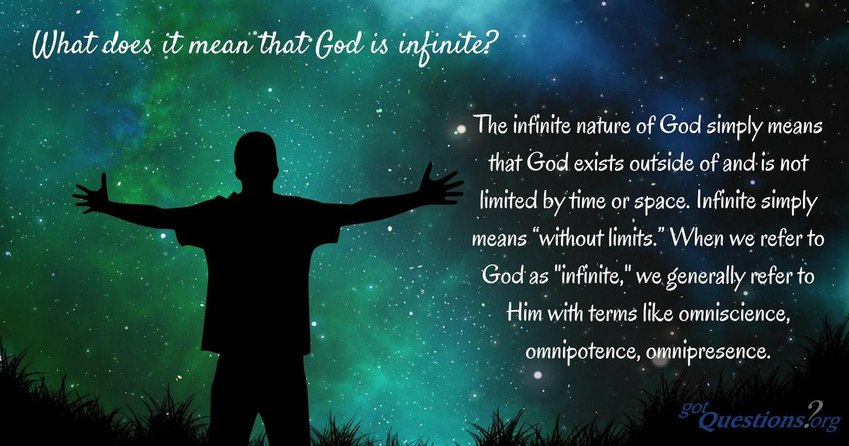 infinite-God