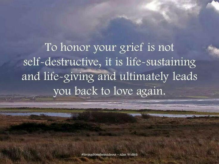 grief again