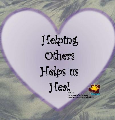helpint heals