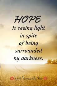 hope light