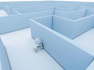 Man-In-Maze