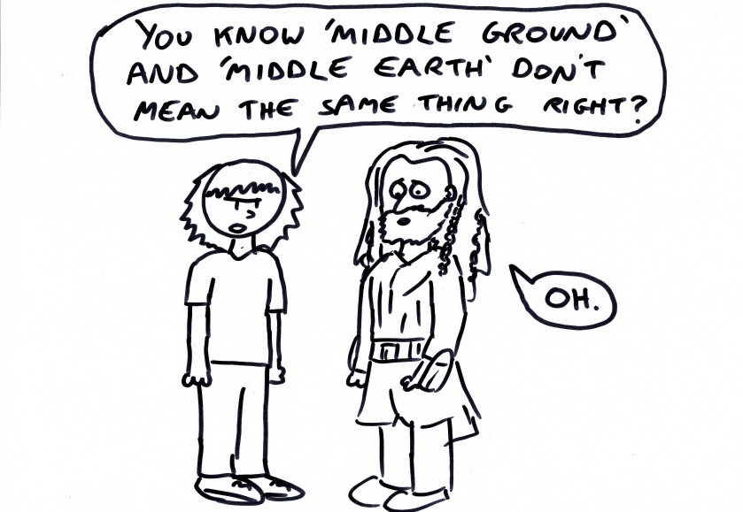 middle-ground