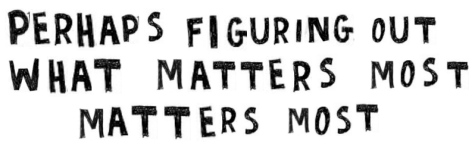 what-matters-most-figuring