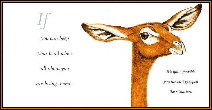 keep your head