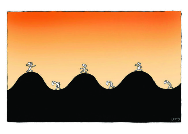 leunig-up-and-down-life