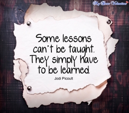 life-quotes-Some-lessons-cant-be-taught