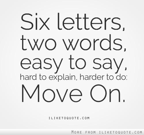 move on 2