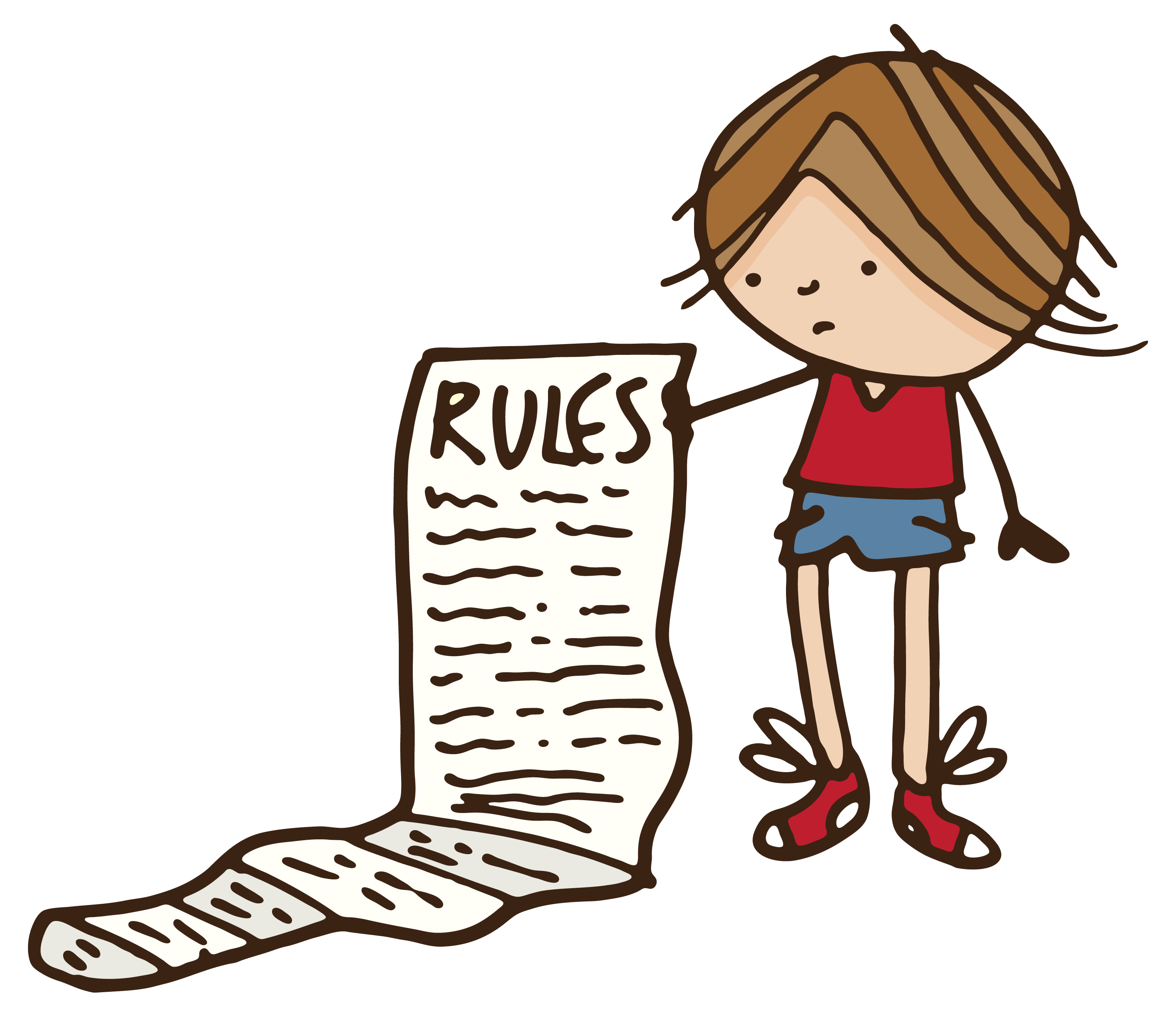 list-of-rules