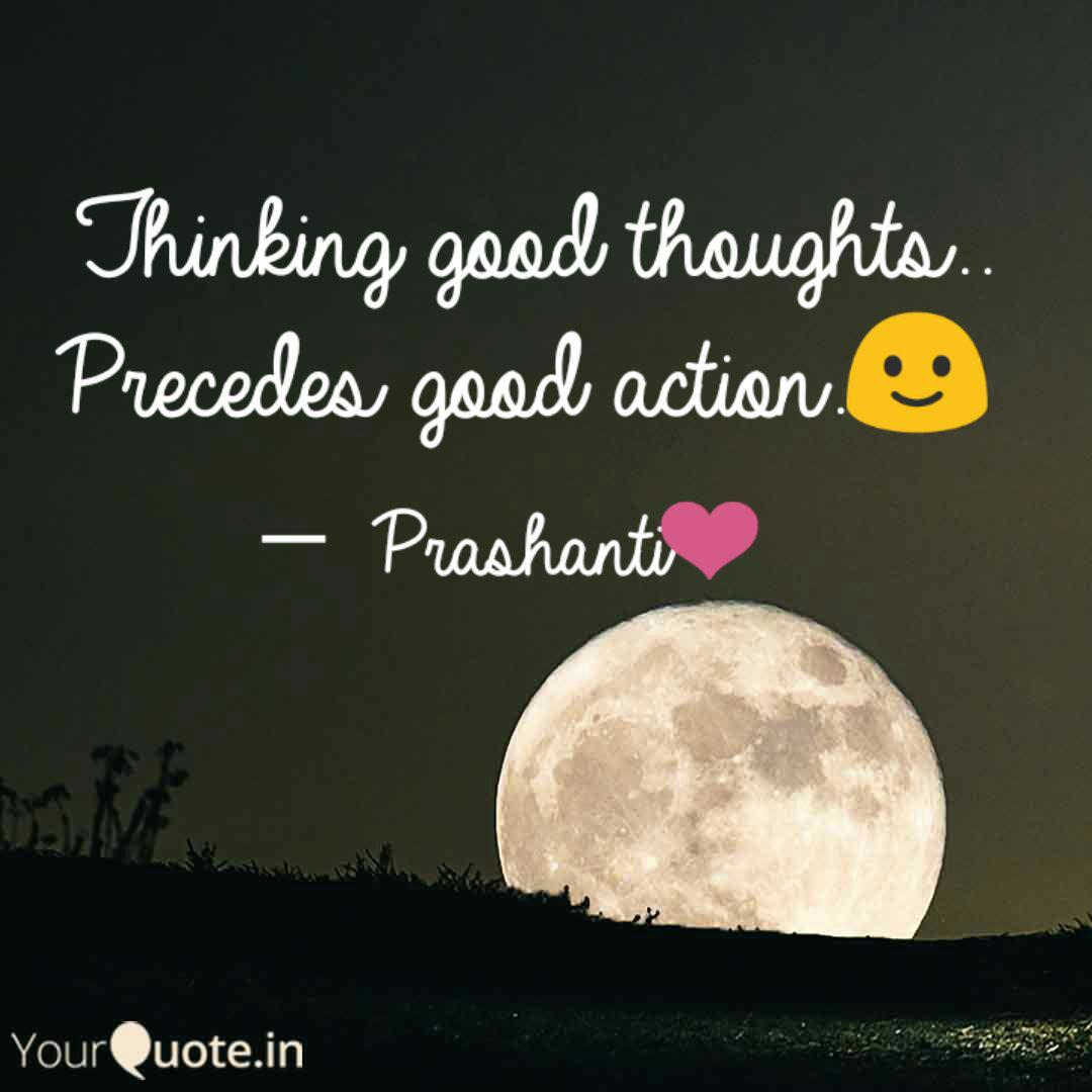 good actions