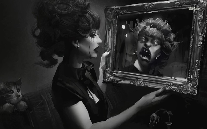 scary-reflection-in-the-mirror-1280x800-digital-art-wallpaper