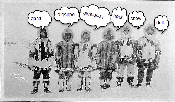 eskimo words