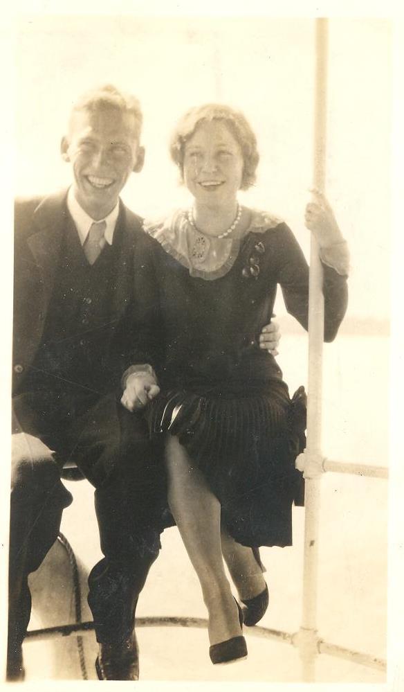 Pat & Murrel Clark