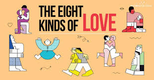 eight kinds of love