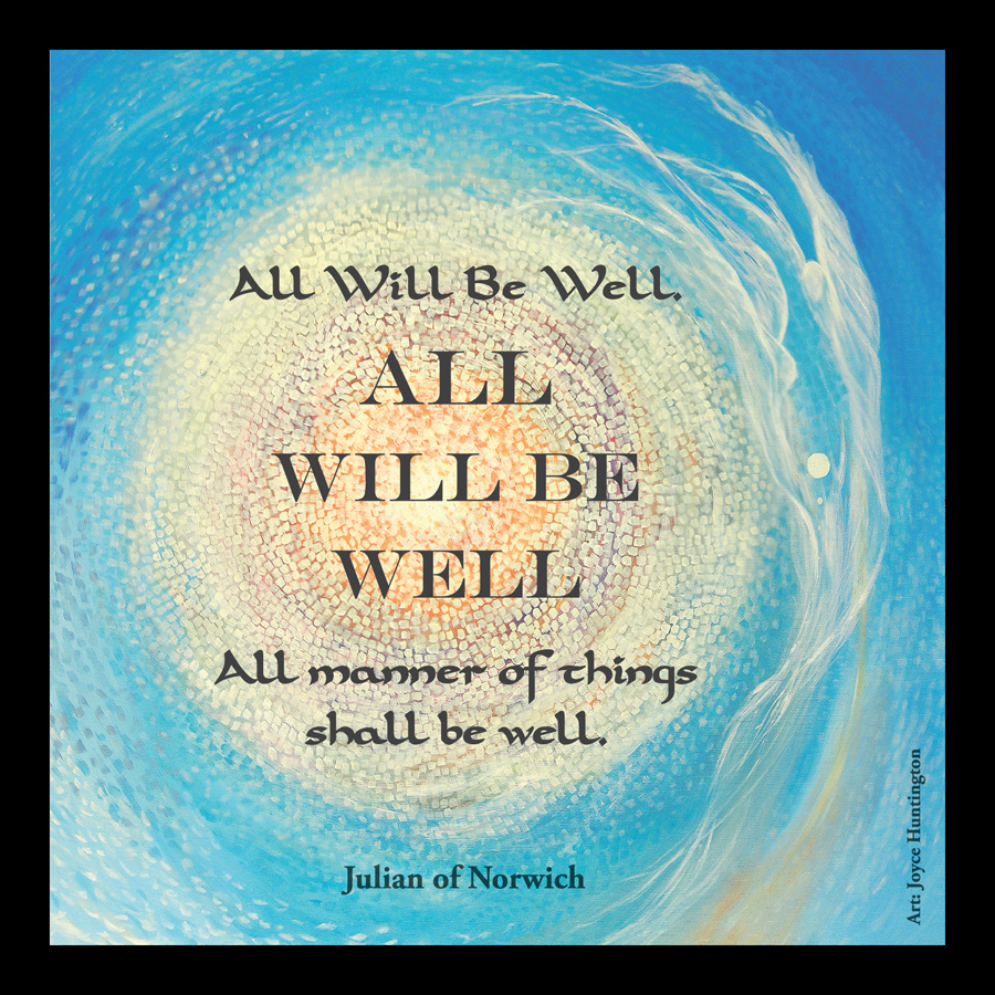 all will be well