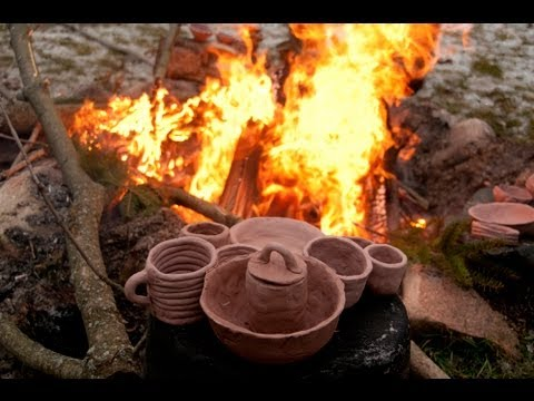 fire for pottery