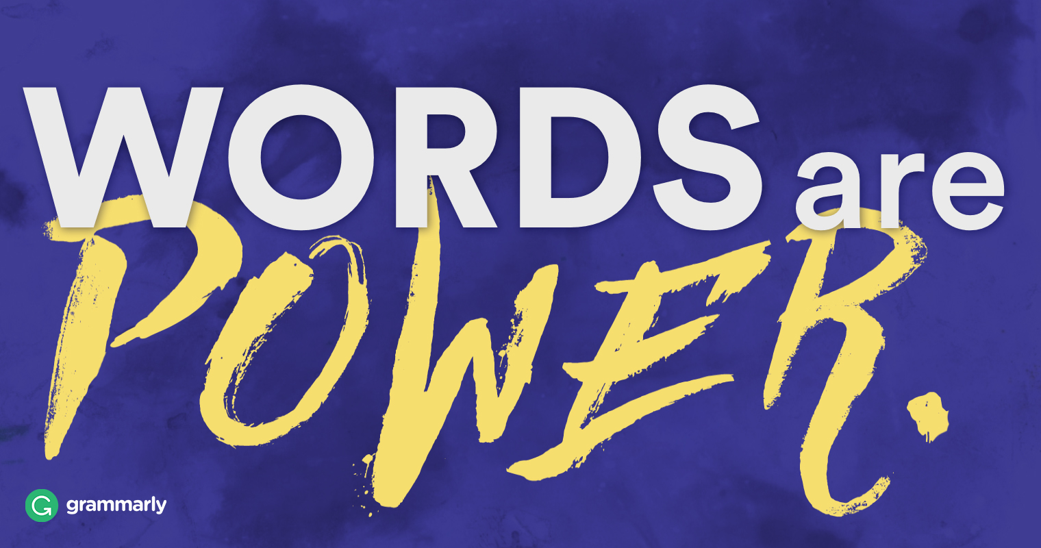 words-are-power