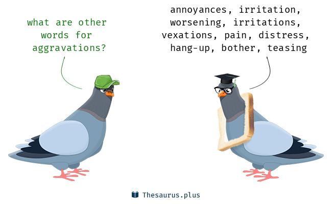 aggravations (1)
