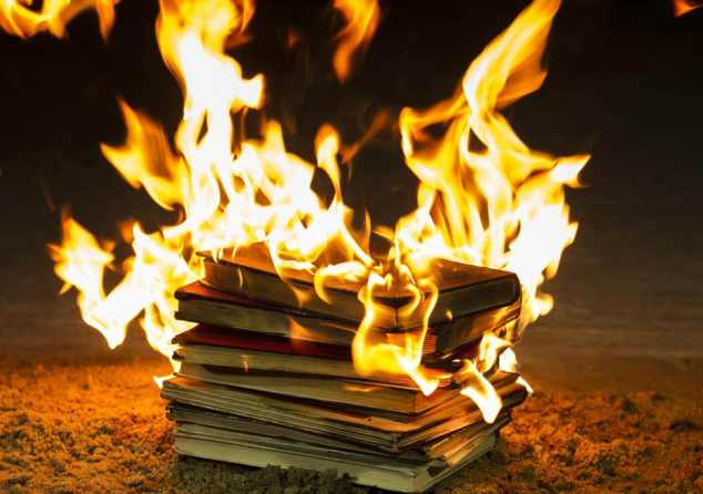 book-burning