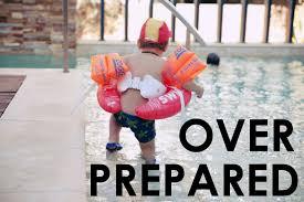 over prepared