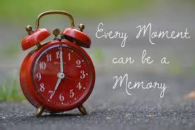 memories clock