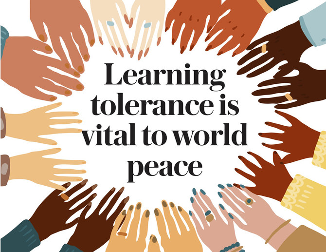 tolerance world peace
